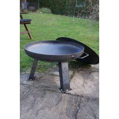 Landlust - Feuerschale mit Deckel