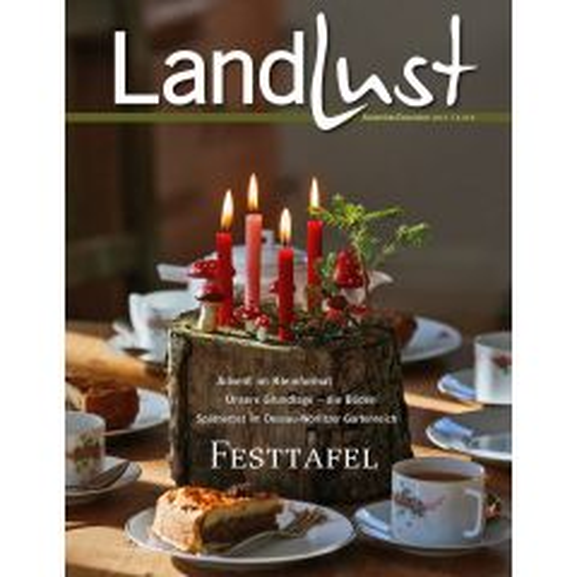 Landlust Heft 6/2017
