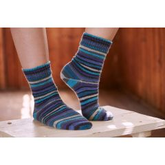 Landlust - Sockenwolle Ringel 201