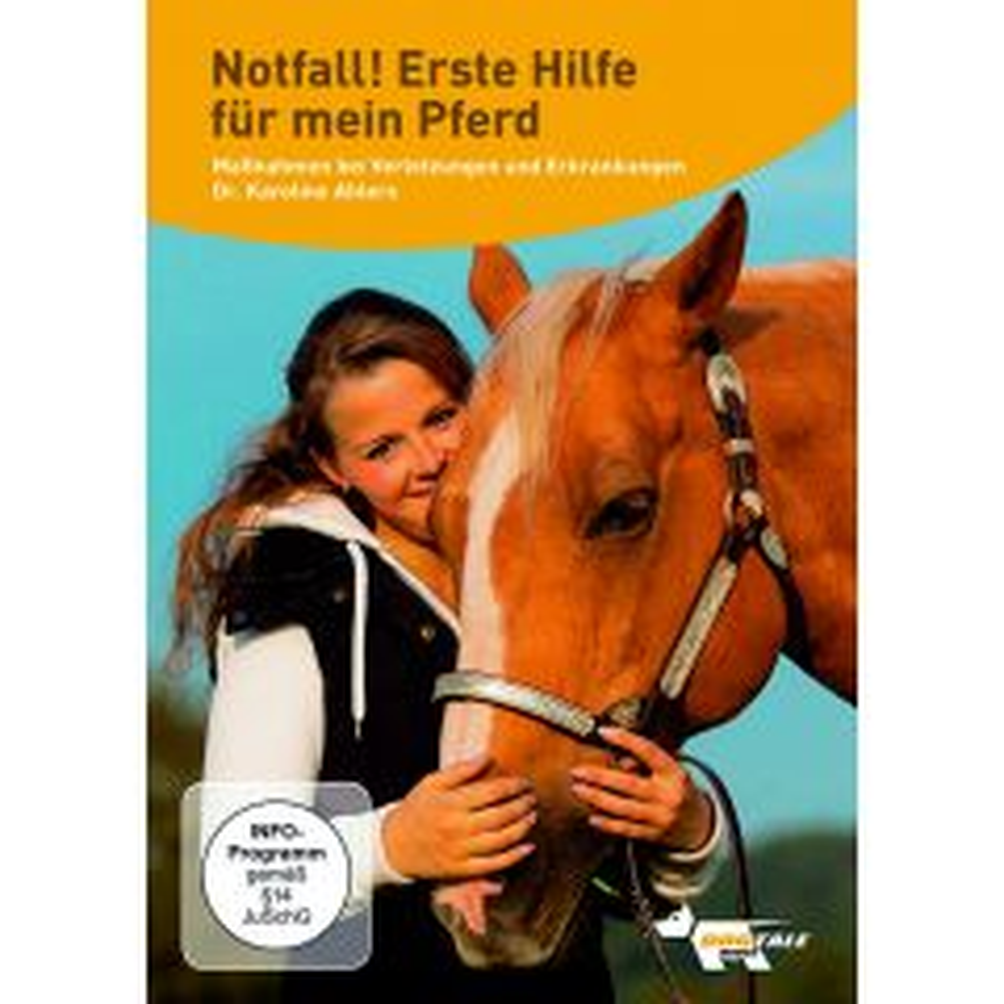 DVD - Notfall! Erste Hilfe für mein Pferd