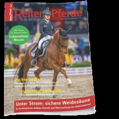Jahresabo Reiter & Pferde in Westfalen