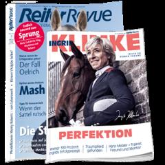 Ingrid Klimke Upgrade für Reiter Revue-Abonnenten