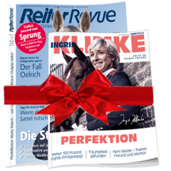 Geschenkabo Reiter Revue + Ingrid Klimke inkl. Prämie